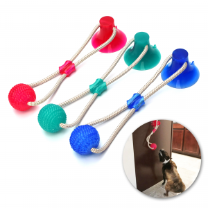 Dog Toy Suction Cup